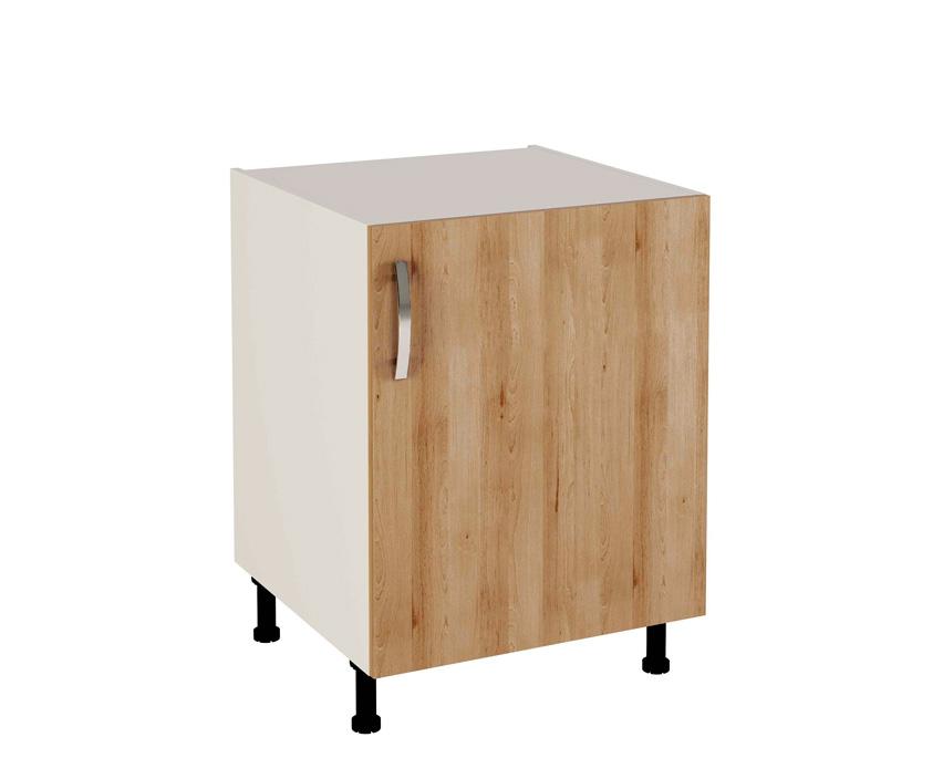 Muebles de cocina modelo kit kit color haya natural for Muebles de cocina 60 cm