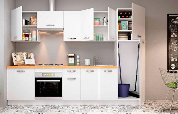 catálogo de muebles de cocina de meka-block del modelo kit and kit